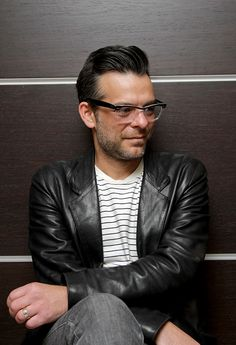 Sam Fogarino is now the best dressed member of Interpol.