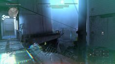 Torre lado VSA na ponte da base dos snipers