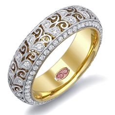 demarco diamond wedding band dl3268 available in gold 18kt and platinum 096 rd capture
