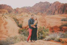 Snow canyon state park engagement photos. Unique and amazing desert photo location. www.gideonphoto.com