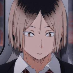 Haikyuu Nekoma, Kenma Kozume, Kuroken, Haikyuu Anime, Haikyuu Characters, Anime Characters, Anime Love, Anime Guys, Haikyuu Wallpaper