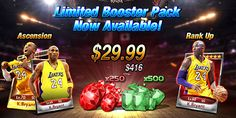 Limited Booster Pack available for a limited time! Grab one before it's to late!