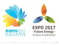 Finales Logo der Expo 2017 in Astana vorgestellt