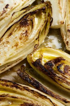 NYT Cooking: Belgian endive makes a great salad, but it is also terrific when cooked. The flavor is reminiscent of artichoke, but juicier. These creamy, caramelized ones are perfect for a first course or may be an accompaniment for nearly any main course, especially in winter.