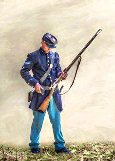 union-civil-war-soldier-reloading-randy-steele.jpg (642×900)