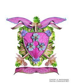 Tcherevkoff floral crest