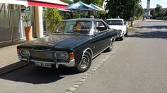 Ford 20m cpe 69 und Mustang 66