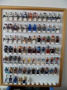 LEGO Star Wars fans forum :: Les idées de rangement LEGO