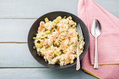 shrimp lemon risotto with roasted zucchini and parmesan shrimp lemon ...