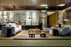 Green Loft Bauhaus Design by Ana Paula Barros Architecture Interior