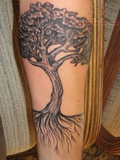 Intricate Tree. This idea is really growing on me.
