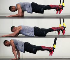 10 Best TRX Exercises to Boost Mobility and Strength Ace Fitness, Planet Fitness Workout, Mens Fitness, Physical Fitness, Health Fitness, Pilates Studio, Pilates Reformer, Trx Suspension Trainer, Suspension Training