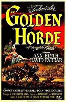 The Golden Horde (film) - Wikipedia, the free encyclopedia