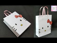 How to make a paper Bag? - YouTube