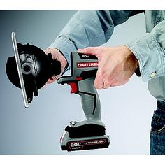 "Craftsman  Bolt-On ™ 3-3/8"" Trim Saw Attachment  $34.99    #therafitgives #Therafit, www.therafitshoe.com"