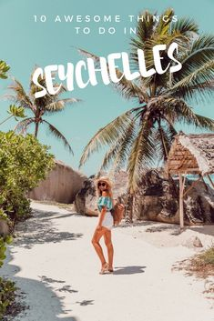 romantic travel destinations 10 Awesome Things To Do In The Seychelles - Campsbay Girl Seychelles Honeymoon, Seychelles Islands, Seychelles Wedding, Fiji Islands, Cook Islands, Places To Travel, Places To Visit, Stuff To Do, Things To Do