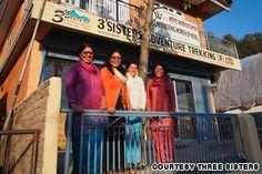 Nepal trekking: 3 Sisters Adventure Trekking | CNN Travel