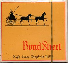 bond street dutch version high class virginia mild s 20 b holland