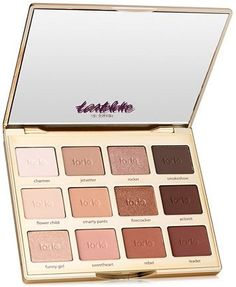 Tarte Tartelette in bloom clay eyeshadow palette | macys.com