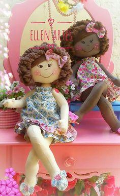 Sock Dolls, Felt Dolls, Crochet Dolls, Doll Toys, Baby Dolls, Animal Sewing Patterns, Doll Clothes Patterns, Doll Patterns, Pretty Dolls