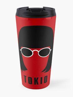 $25.25 Red Tokio Tumbler coffee Mug Money Heist Bella Ciao Framed Prints, Canvas Prints, Ipad Case, Travel Mug, Laptop Sleeves, Tumbler, Coffee Mugs, Finding Yourself, Iphone Cases