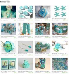 'Mermaid Tears' Treasury by A2SeaPhotography on Etsy  http://www.etsy.com/treasury/NzAwNzQ4OHw1MDM1OTQ0MDc/mermaid-tears?index=1