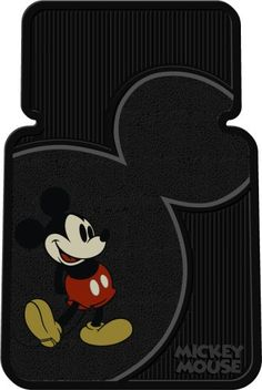 Vintage Mickey Mouse Universal-Fit Molded Front Floor Mats - Set of 2 Vintage Mickey Mouse Style Universal-Fit Molded Front Floor Mats All-weather mats Ultimate protection for active lifestyles Can be easily cleaned with soap and water Sold as a pair Mickey Mouse Car, Mickey Mouse Design, Vintage Mickey Mouse, Disney Cars, Disney Mickey, Disney Stuff, Disney Rooms, Disney Car Accessories, Vehicle Accessories