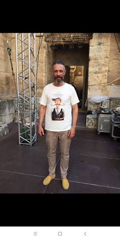 Famous Greek actor, Aimilios Cheilakis, wearing my barber shop T-shirt, OMG! Painted Mugs, Love Painting, Barber Shop, Rain Boots, Greek, Actors, How To Wear, T Shirt, Shopping