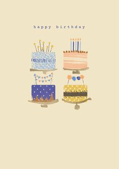 Leading Illustration & Publishing Agency based in London, New York & Marbella. Happy Birthday Art, Birthday Wishes For Friend, Birthday Wishes Cards, Happy Birthday Images, Happy Birthday Greetings, Vintage Birthday, Birthday Messages, Birthday Fun, Birthday Quotes