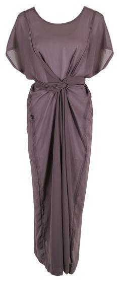 Alba Dress - Mauve - KILT New Zealand made and designed fashion http://bit.ly/AlbaDress