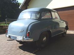 Lloyd LP 400 Bj. 55 im original Lack 1.Hand in Auto & Motorrad: Fahrzeuge, Automobile, Oldtimer | eBay