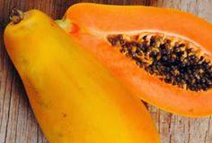 Você conhece as frutas que emagrecem? - Mamão