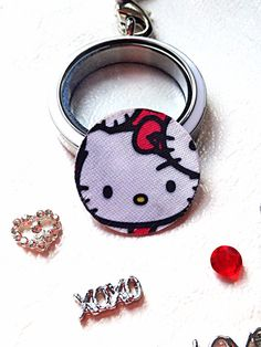 Hello Kitty Back Plate for Floating/Living by ArantxasBowtique
