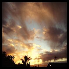 Another wonderful California #sunset