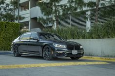All-New BMW 7 Series Adorned With Vorsteiner V-FF 107 Wheels in Carbon Graphite - http://www.bmwblog.com/2017/03/15/new-bmw-7-series-adorned-vorsteiner-v-ff-107-wheels-carbon-graphite/