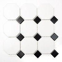 Klinker Retro Triangle Svart 20x20cm 1.42m²/krt Modern klinkerplatta som skapar en levande och elegant yta. Användningsområde Till vägg: Ja Till golv: Ja