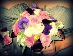 Bridesmaid bouquet!  TruSo Weddings.