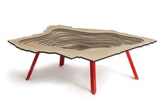 A table which is not designed to put things but designed to reflect the culture and social status. #Jerusalem #SocialIssues #table #futurism  #artsandgadgets