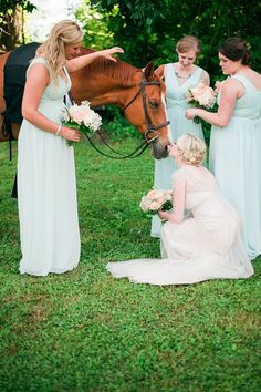 This Might Be the Most Gorgeous Equestrian-Inspired Wedding Ever- Horse Collaborative