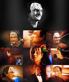 Elim Garak | Star Trek: Deep Space Nine.