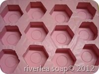 Riverlea Soap: Making moulds for African Bee Trading. Tutorial Part 3