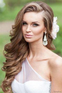 Elegant bridal hairstyles for long hair (51)