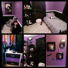 <3 <3 I wish I had a bedroom like this when I was teenage..