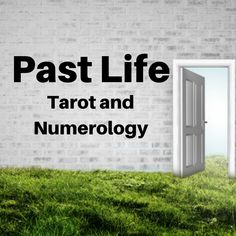 Past Life Reading - Tarot & Numerology Past Life, Our Life, Tarot Reading, Make Sense, Numerology, Understanding Yourself, Life Lessons, First Time, The Past