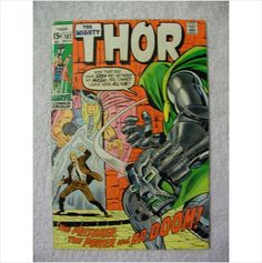 Online Marketplace at eBid United States : Free to Bid Thor Comic Book, White Pages, Bronze Age, United States, Comics, Art, Art Background, Kunst, Cartoons