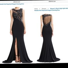 #elliemei Evening Prom at :www.elliemei.com #prom #elliemei #pageantdress #bridesmaid #partydress #classiceveningwear