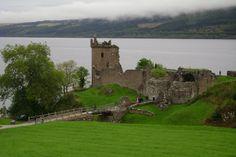 Highlands, Urquhart Castle