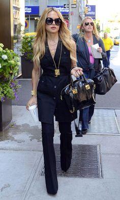 90 Best Rachel Zoe Style Inspirations For Modern Women Diva Fashion, Star Fashion, Fashion News, Fashion Outfits, Fashion Trends, Rachel Zoe, Street Chic, Street Style, Gilet Long