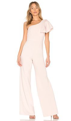 31e7893ac8 Shop for Jay Godfrey Hamilton Jumpsuit in Blush at REVOLVE. Free 2-3 day