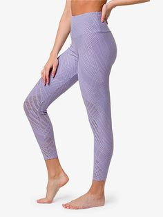 Ffox Womens Yoga Compression Sports Dry Tights Side Pocket Print Shorts